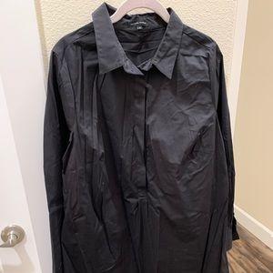 Universal Standard Black shirt